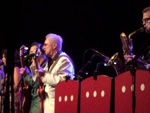 Sven Zetterberg med Big Band Splash - Åmåls Blues Fest 8 juli 2016